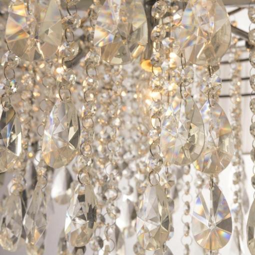 Sietynas su dekoracijomis Cosmolight SINGAPORE