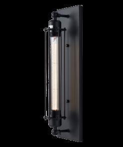Industrinio stiliaus sieninis šviestuvas Cosmolight YORK