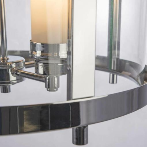 Pakabinamas keturių lempučių šviestuvas Cosmolight NEW YORK
