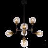 Pakabinamas šviestuvas su 8 lemputėmis Cosmolight BOSTON
