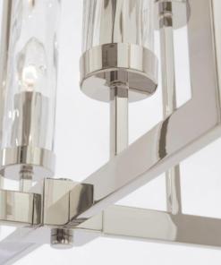 Modernus keturių lempučių šviestuvas Cosmolight OXFORD
