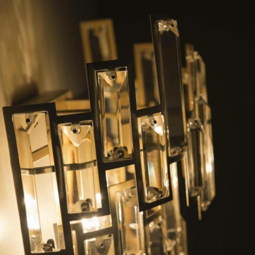 Puošnus sieninis šviestuvas Cosmolight ST PETERBURG