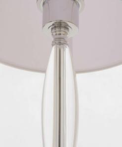 Stalo šviestuvas su tekstilės gaubteliu Cosmolight MONACO