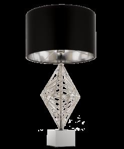 Stalo šviestuvas su geometrinių formų korpusu Cosmolight CARACAS