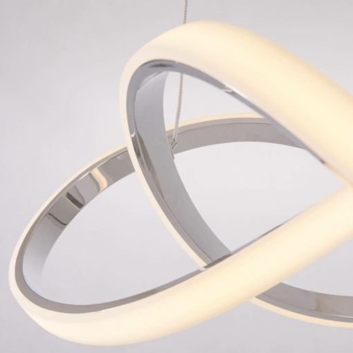 Modernus geometrinių formų šviestuvas Cosmolight TOKYO