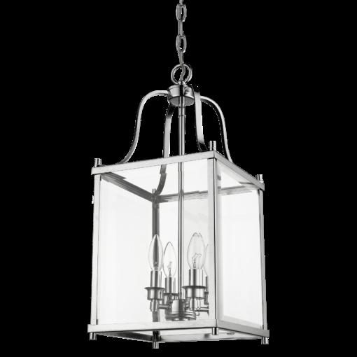 Pakabinamas 4 lempučių šviestuvas Cosmolight NEW YORK