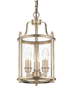 Trijų lempučių šviestuvas Cosmolight NEW YORK