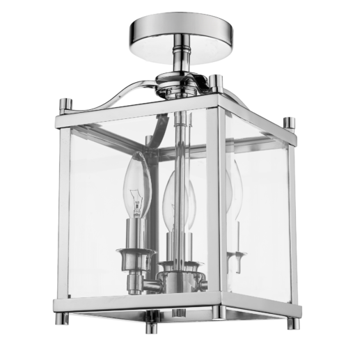 Pakabinamas kvadratinis šviestuvas Cosmolight NEW YORK