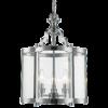 Pakabinamas chromo spalvos šviestuvas Cosmolight NEW YORK