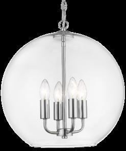 Šviestuvas su 4 lemputėmis Cosmolight PRAGUE