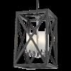 Pakabinamas stačiakampio formos šviestuvas Cosmolight DUBLIN