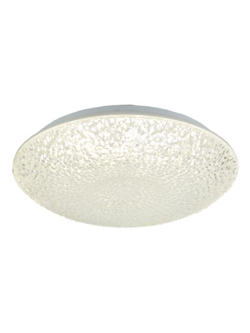 Lubinis šviestuvas nelygios tekstūros stikliniu gaubtu Cosmolight SVALBARD
