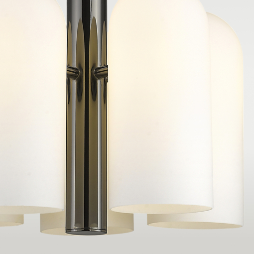 Pakabinamas 5 lempučių šviestuvas Cosmolight SEOUL