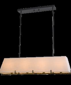 Pailgas 4 lempučių šviestuvas Cosmolight STOCKHOLM