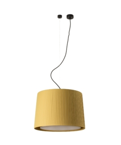 Pakabinamas šviestuvas su banguotu gaubtu Faro SAMBA