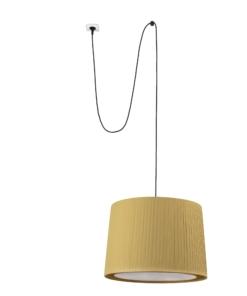 Pakabinamas būgno formos šviestuvas Faro SAMBA