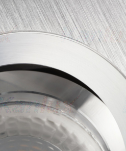 Kvadratinis reguliuojamas įleidžiamas lubinis šviestuvas Kanlux SEIDY