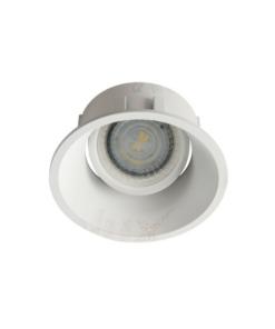 Reguliuojamas įleidžiamas baltas šviestuvas Kanlux IVRI