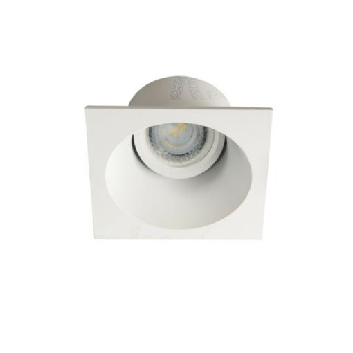 Įleidžiamas baltas lubinis šviestuvas Kanlux APRILA