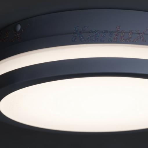 Apvalus lubinis šviestuvas Kanlux BENO