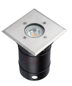 Kvadratinis grindinio šviestuvas Kanlux BERG